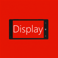 Display для Windows 10 Mobile и Windows Phone