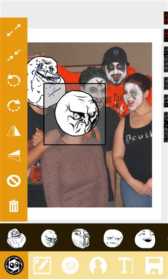 Скачать Meme Lens PRO для Microsoft Lumia 532