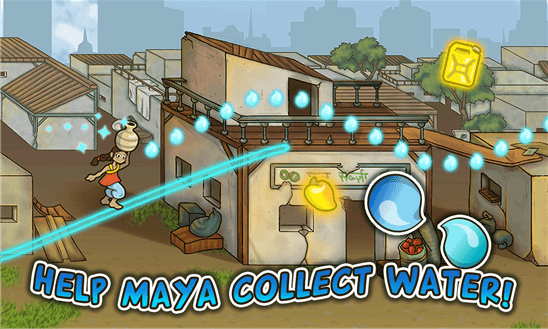 Get Water! для Windows Phone