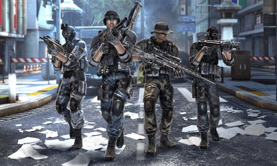 Скачать Modern Combat 5 Blackout для Samsung ATIV SE