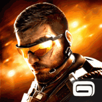 Modern Combat 5 Blackout для Q-Mobile Dream W473