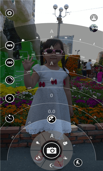 Creative Camera для Windows Phone