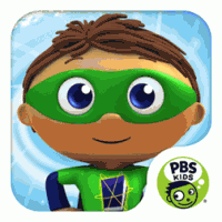 Super Why! для Windows Phone