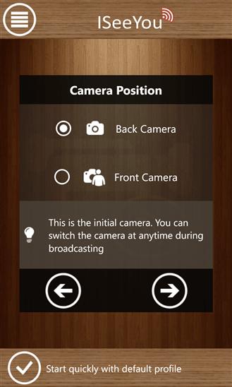 Скачать ISeeYou для Nokia Lumia 521