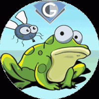 Greedy Frog для Windows Phone