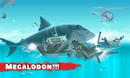Hungry Shark Evolution чтобы Windows Phone