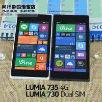 Появились новые шпионские фото Lumia 730 и 735LTE