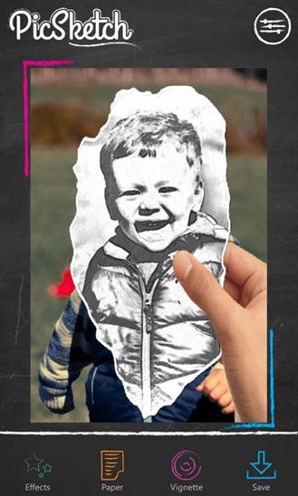 PicSketch для Windows Phone