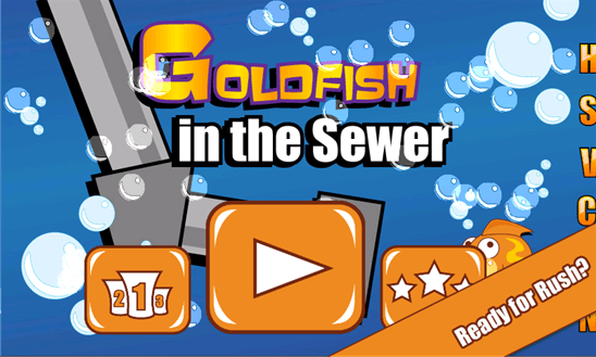 Goldfish in the Sewer для Windows Phone