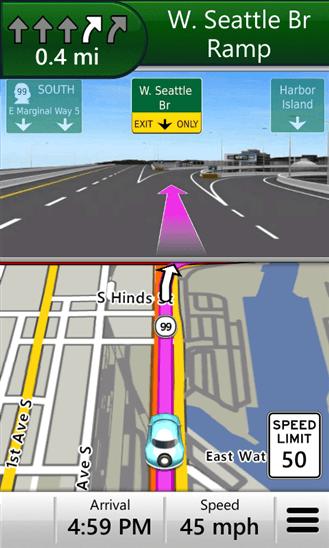 Скачать Garmin StreetPilot для Yezz Monaco 4.7