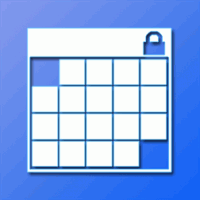 LockScreen Calendar для Yezz Billy 4.0