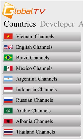 Скачать Global TV для Q-Mobile Storm W408
