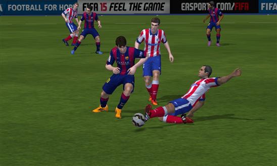 Скачать FIFA 15: UT для Samsung Omnia 7
