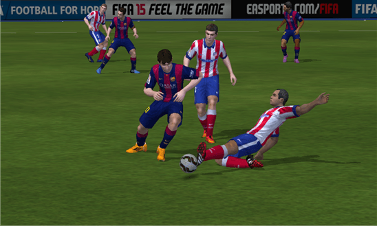 FIFA 15: UT для Windows Phone