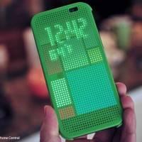 HTC добавила новые возможности для чехла Dot View на Windows Phone