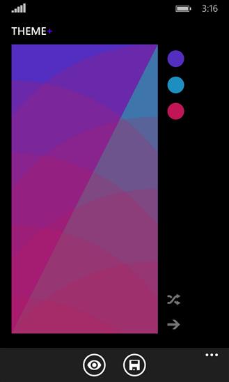 Скачать Theme+ для Q-Mobile Storm W510