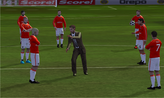 Скачать Dream League Soccer для Highscreen WinJoy