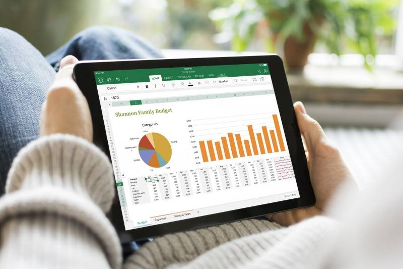 office-for-ipad-excel