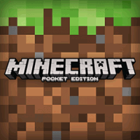 Minecraft PE Logo