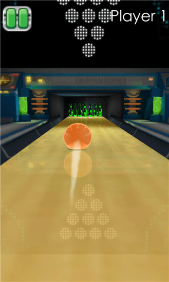 ROCKA BOWLING 3D для Windows Phone