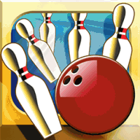 ROCKA BOWLING 3D для HTC Surround