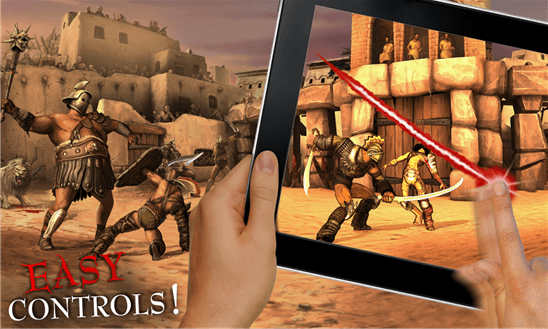 I, Gladiator для Windows Phone