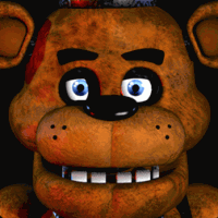 Five Nights at Freddys для Samsung Omnia W