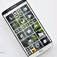 Появились новые доказательства скорого выхода LG на Windows Phone
