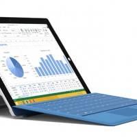Microsoft исправила проблемы в работе батареи Surface Pro 3