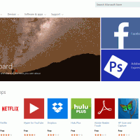 Microsoft переработали онлайн-версию магазина приложений Windows