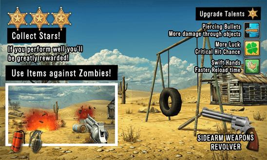 Last Hope – Zombie Sniper 3D для Windows Phone