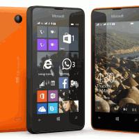 Для некоторых бюджетных Lumia вышло обновление