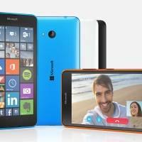 Сходства и различия между Lumia 540 и Lumia 640