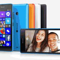 В Lumia 535 и Lumia 540 оказались одинаковые батареи с разными объемами