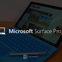 Microsoft готовит исправление для проблемной работы батареи в Surface Pro 3