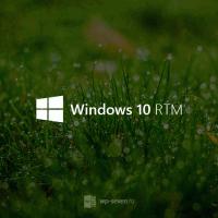 Windows 10 получит RTM-статус в июле