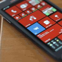 Клиент ВКонтакте для Windows Phone получил поддержку подарков