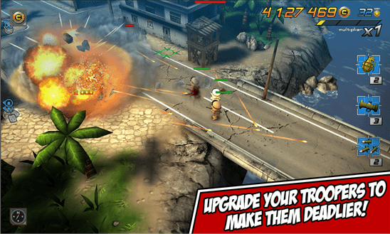 Скачать Tiny Troopers 2: Special Ops для Micromax Canvas Win W092