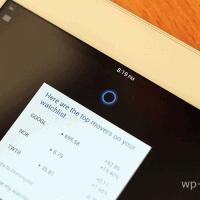 Cortana для Android скоро сможет работать на заблокированном экране