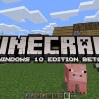 Поршни появятся в следующем обновлении Minecraft Pocket Edition и Windows 10 Edition