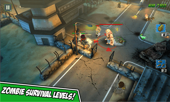 Tiny Troopers 2: Special Ops для Windows Phone