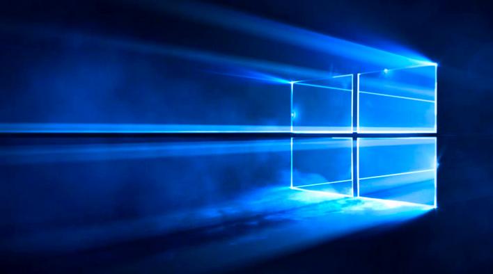 Приветствие на windows 10