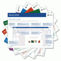 Microsoft опубликовала краткие руководства по началу работы с Office 16