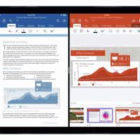 Сравнение режима многооконности в iOS 9 и Windows 10