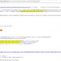 Определение идентификатора приложения в Microsoft Store
