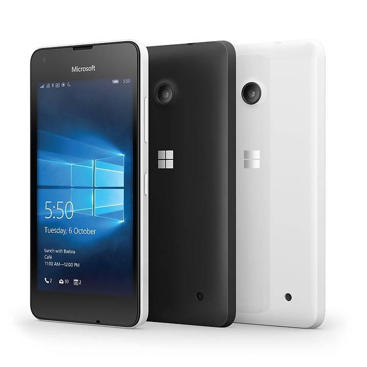 Lumia 550 инструкция пользователя