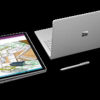 Surface Book признали ноутбуком года