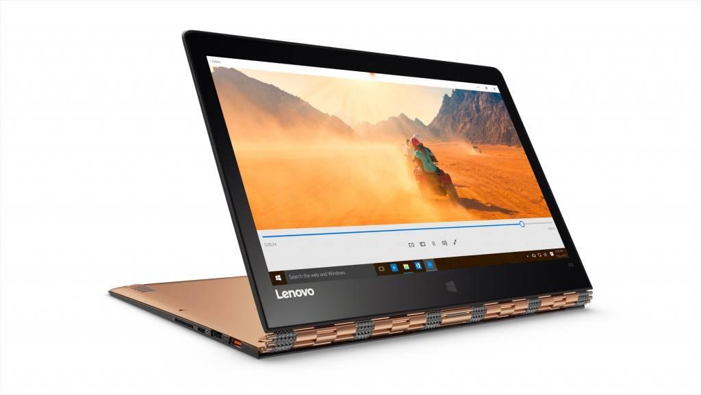Lenovo представила ноутбук Yoga 900 и планшет-моноблок Yoga Home 900