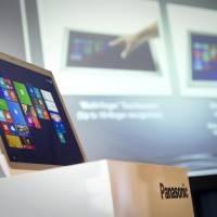 Panasonic выпустила новую версию своего 20-дюймового планшета