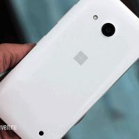 Lumia 550 получает обновление прошивки